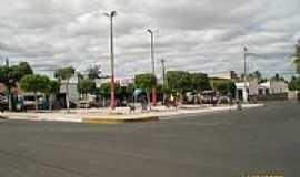 Mauriti - Vista da Praça do Baratão-Foto: Macílio Gomes