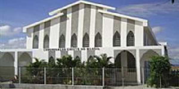 Igreja da Congregação Cristã do Brasil em Mauriti-Foto:Congregação Cristã.NET