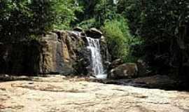 Meruoca - Cachoeira do Buraco da Velha em Meruoca-Foto:Ivo Dias