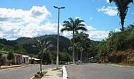Meruoca - Entrada da cidade de Meruoca-Foto:Ivo Dias