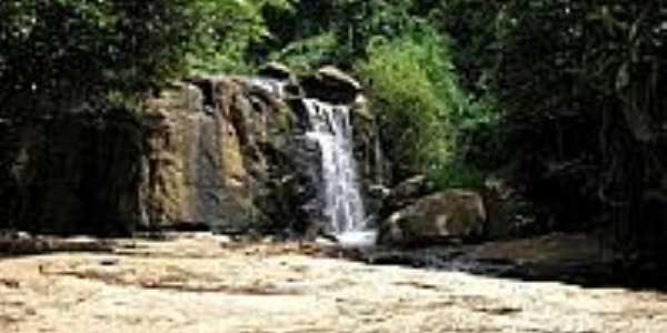 Cachoeira do Buraco da Velha em Meruoca-Foto:Ivo Dias