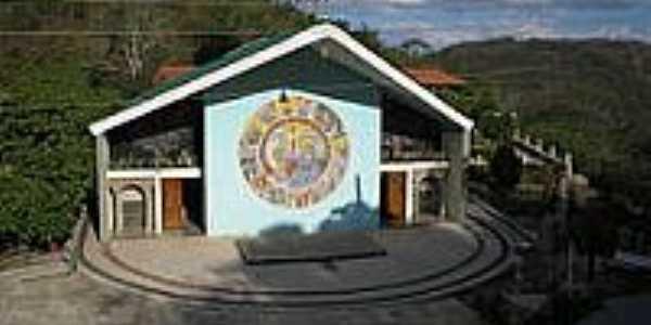 Santu�rio da Escrava Romana em Meruoca-Foto:Ivo Dias