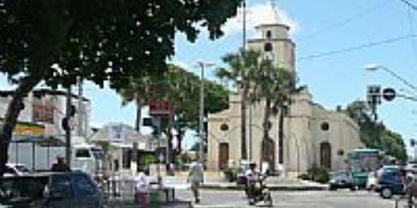 Igreja em Messejana, por Paulo Targino Moreira.