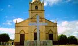 Miguel Xavier - Valência-CE-Igreja Matriz-Foto:Cristiano Gomes Lopes