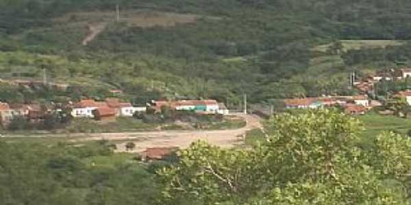 Valência-CE-Vista da Vila-Foto:vilavalencia0.blogspot.com