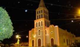 Milhã - Igreja matriz, Por Janny Rélyda Braga