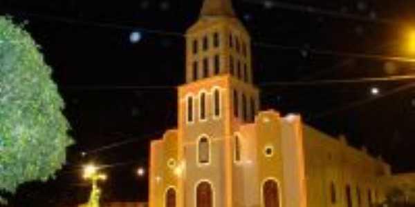 Igreja matriz, Por Janny R�lyda Braga
