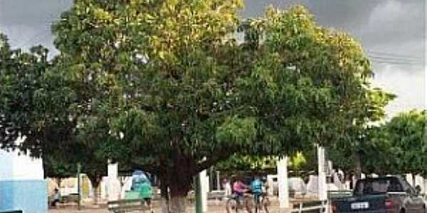 Miragem-CE-Avenida principal-Foto:Facebook