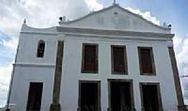 Porto Calvo - Matriz de N.Sra.da Apresentação em Porto Calvo-Foto:Alessandro Borsagli