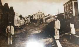 Porto Calvo - Porto Calvo, cadeia e igreja matriz, Por Edval Carvalho