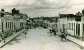 Porto Calvo - Centro de Porto Calvo,  1920, Por Edval Carvalho