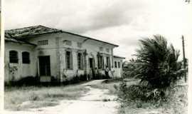 Porto Calvo - Porto Calvo,  hospital São Sebastião, Por Edval Carvalho