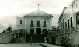 Porto Calvo - igreja matriz de porto calvo, Por Edval Carvalho