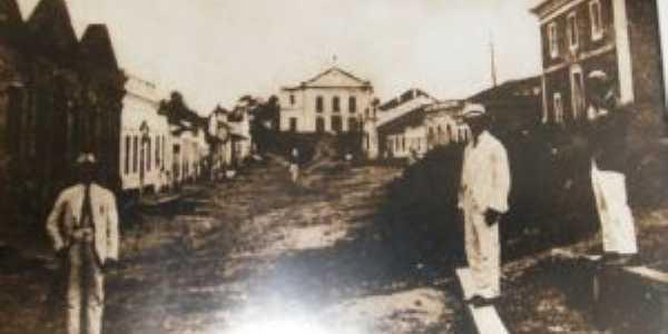 Porto Calvo, cadeia e igreja matriz, Por Edval Carvalho