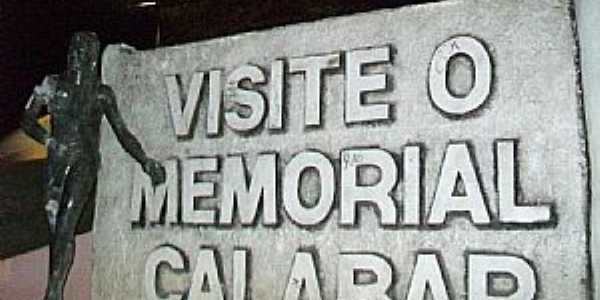 Porto Calvo-AL-Memorial Calabar-Foto:Klevisson Almeida