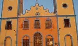 Miraíma - Igreja Matriz de São Pedro-Foto:Angelo Lustosa