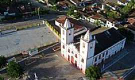 Miraíma - Igreja Matriz em Miraíma-Foto:denilsonmiranda