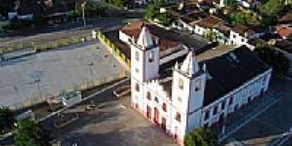 Igreja Matriz em Miraíma-Foto:denilsonmiranda