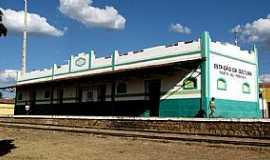 Missão Velha - Missão Velha-CE-Estação da Cultura,antiga Estação Ferroviária-Foto:ARAGÃO