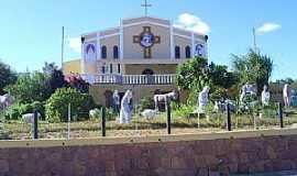 Missão Velha - Missão Velha-CE-Igreja Novo Milênio-Foto:professor_pepe