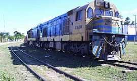 Missão Velha - Missão Velha-CE-Locomotiva-Foto:professor_pepe