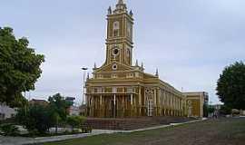Missão Velha - Missão Velha-CE-Matriz de São José-Foto:professor_pepe
