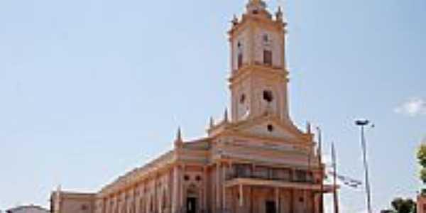 Igreja Matriz de Miss�o Velha-CE-Foto:RICARDO SABADIA