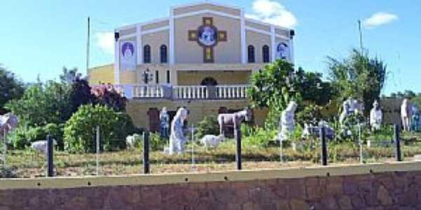 Missão Velha-CE-Igreja Novo Milênio-Foto:professor_pepe