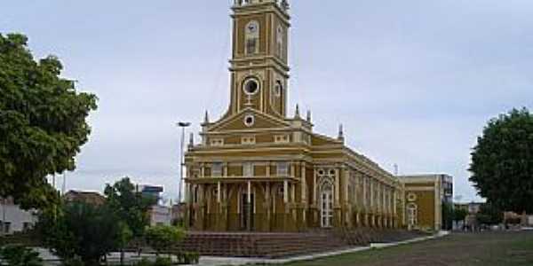 Missão Velha-CE-Matriz de São José-Foto:professor_pepe