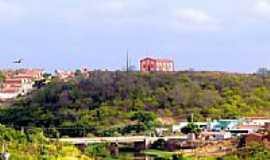 Mombaça - Capela do Alto em Mombaça-Foto:Macílio Gomes