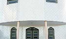 Mombaça - Igreja da Assembléia de Deus em Mombaça-Foto:Roberlan