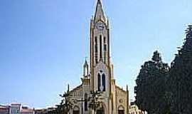 Mombaça - Matriz de N.Sra.da Glória em Mombaça-Foto:Vicente A. Queiroz