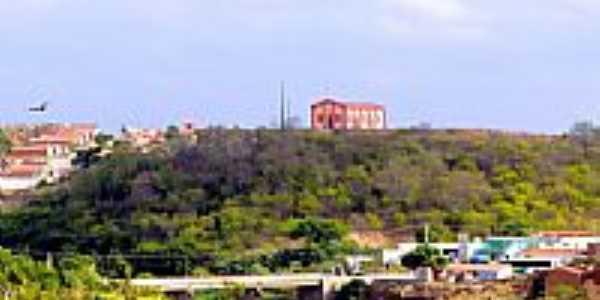 Capela do Alto em Mombaça-Foto:Macílio Gomes