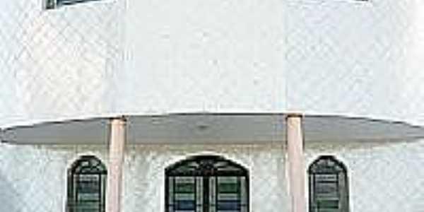 Igreja da Assembléia de Deus em Mombaça-Foto:Roberlan