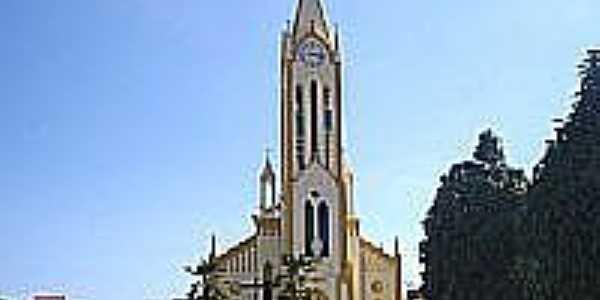 Matriz de N.Sra.da Glória em Mombaça-Foto:Vicente A. Queiroz