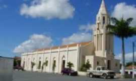 Monsenhor Tabosa - Igreja Matriz, Por Emanuelly