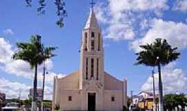 Monsenhor Tabosa - Igreja de S�o Sebasti�o por wmpff