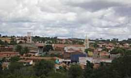 Monsenhor Tabosa - Vista Aerea da Cidade wmpff