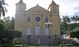 Porto de Pedras - Igreja de N.Sra.da Glória em Porto de Pedras-Foto:Sergio Falcetti