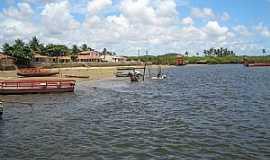 Porto de Pedras - Porto de Pedras-AL-Cavalos no Rio Manguaba-Foto:Biel_Quintela
