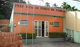 Porto de Pedras - Prefeitura Municipal de Porto de Pedras-Foto:Sergio Falcetti