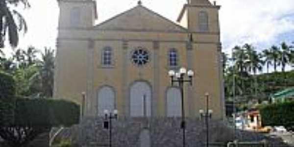 Igreja de N.Sra.da Gl�ria em Porto de Pedras-Foto:Sergio Falcetti