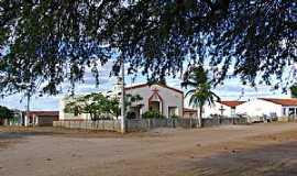 Monte Grave - Monte Grave-CE-Igreja Matriz-Foto:washington Luiz