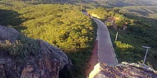 LADEIRA DA PEDRA CORTADA! — em Monte Sion - Ceará.