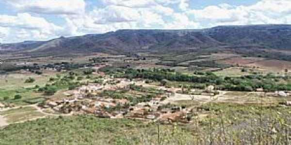 Montenebo-CE-Vista do Distrito-Foto:Fábio Ripardo