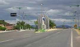 Moraújo - Moraújo-CE-Entrada da cidade-Foto:www.sobral24horas.com