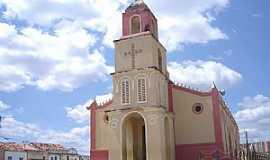 Moraújo - Moraújo-CE-Matriz de N.Sra.da Conceição-Foto:Vicente A. Queiroz