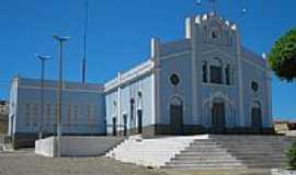 Morrinhos - Igreja Matriz de Morrinhos, por Ivo Dias