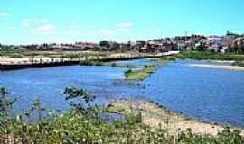 Morrinhos - Ponte Sobre o Rio Acaraú, por Ivo Dias