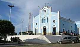Morrinhos - Igreja Matriz, por Nonato Rocha